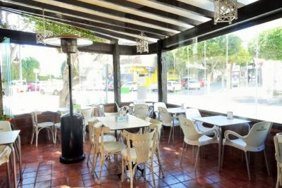 Traspaso Cafe Bar en Torremolinos