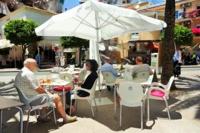Бар в Торремолинос - Аренда 500 евро - Нет кухни