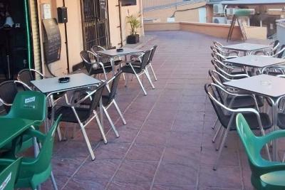 Drinks bar til salg i Benalmadena-Low rent