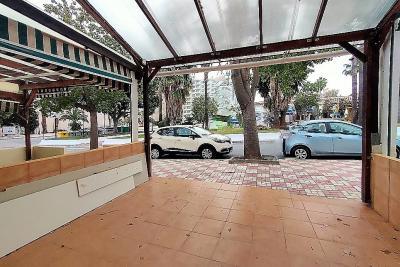 Cafe Bar for rent in Montemar (Torremolinos)