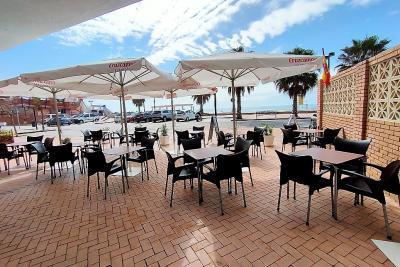 Кафе-бар Пиццерия в Фуэнгирола - Пляжный фронт