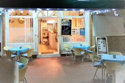 Небольшой бар в Беналмадена - Кухня и терраса 8 столов -...