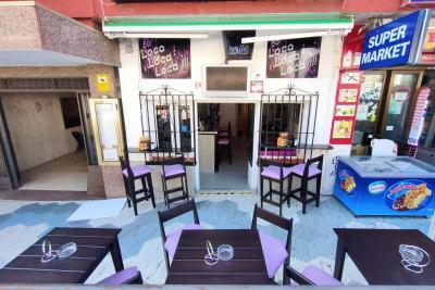 Bar udlejes i Solymar - Puerto Marina (Benalmádena)